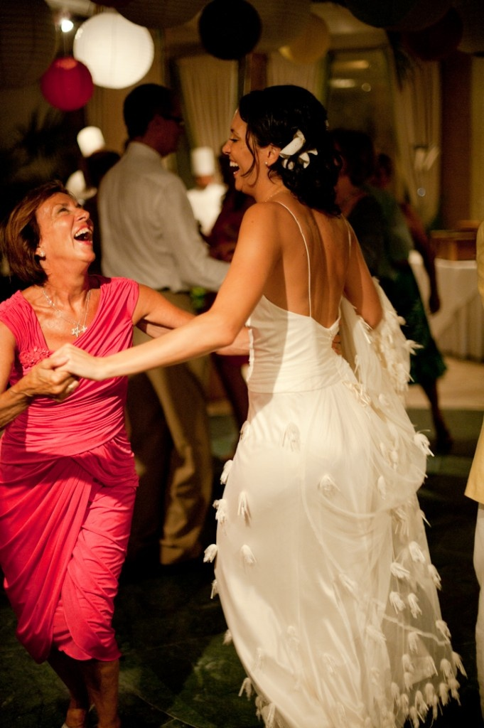 Esküvői hangulatban