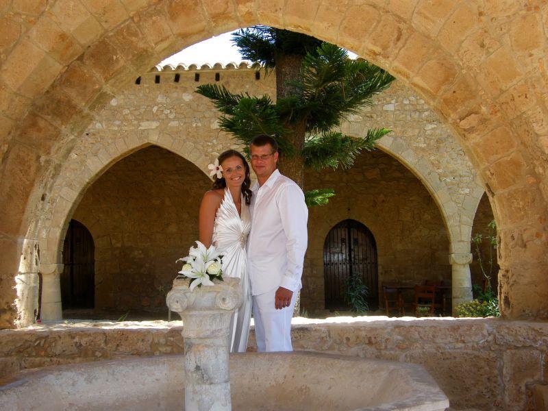 Álomesküvő Cipruson
