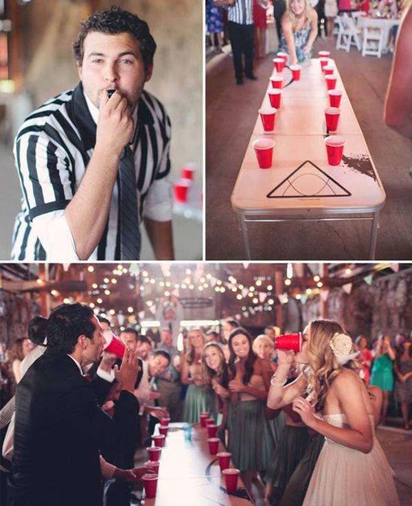 Játékos esküvő