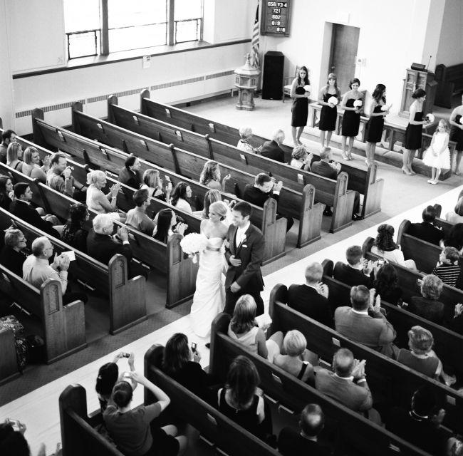 Evangélikus esküvő