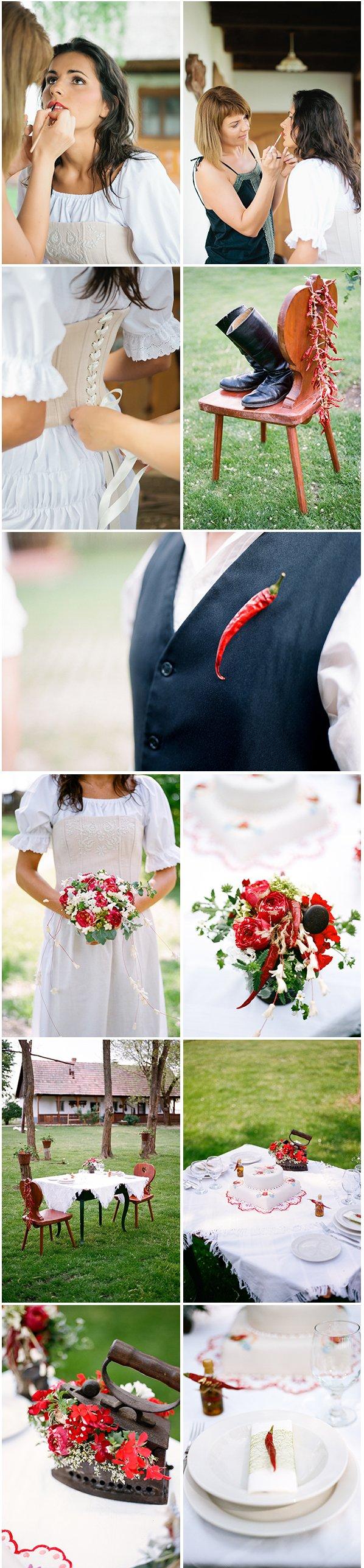 Ízig-vérig magyar esküvő
