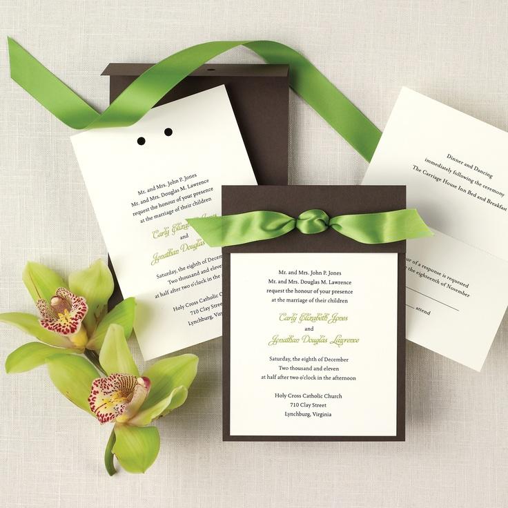 Esküvői meghívó - idézet
