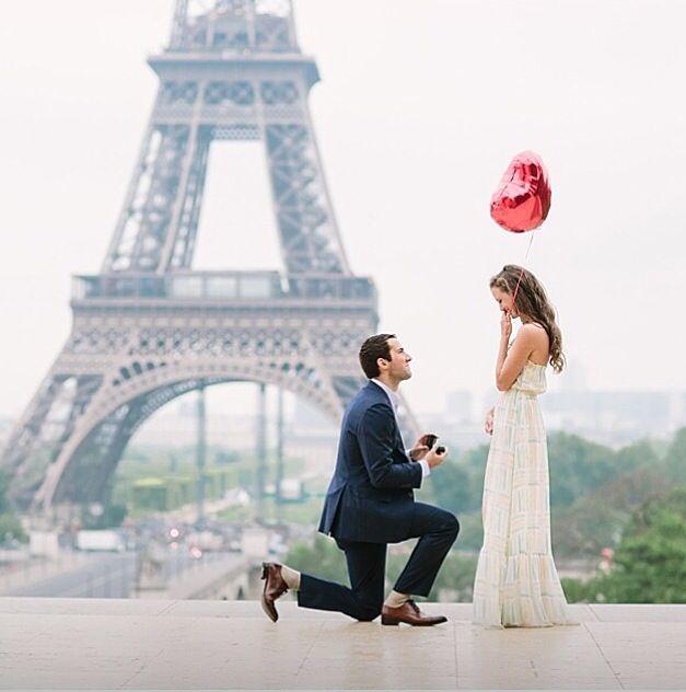 Párizsi lánykérés