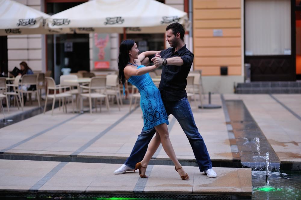Jegyes táncoktatás - Dance Universe