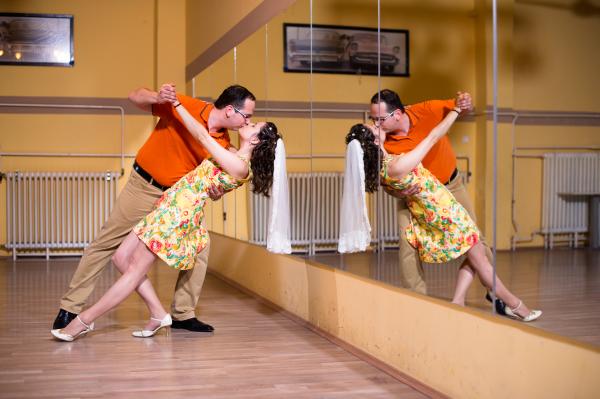 Jegyes táncoktatás